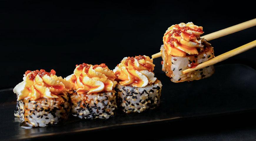 日本で人気の食べ物5選