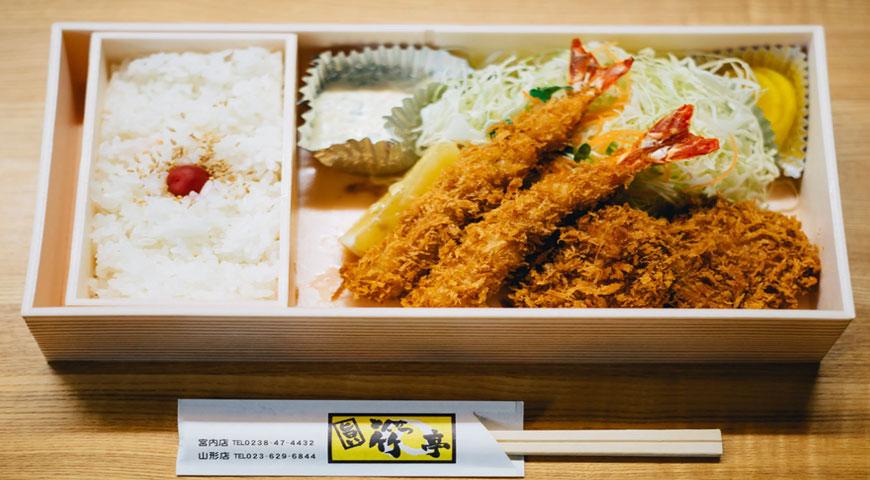 日本の夕食