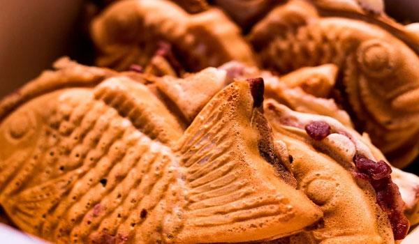投稿画像 日本で人気の食べ物5選 たいやき - 日本で人気の食べ物5選